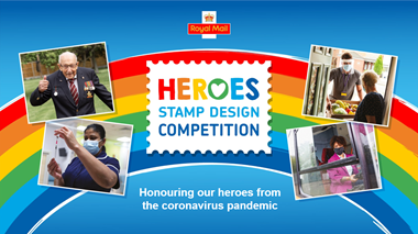 Royal Mail Stamp Competition Launch